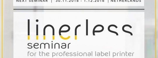 AWA, Evonik, Henkel, Kanzan and Arca on lecture program linerless Seminar