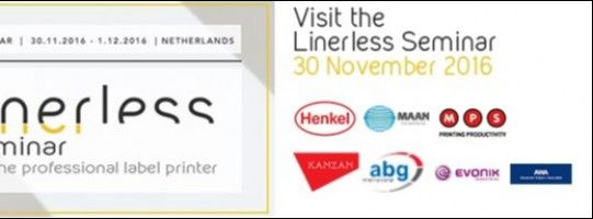 Latest linerless market figures exclusive presented at Linerless Seminar